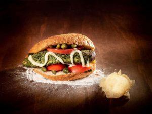 Kookoo Sandwich