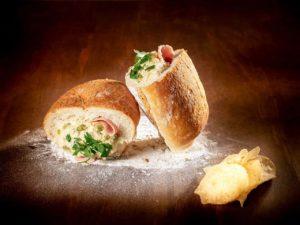 Oliveh Sandwich